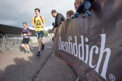 Huntly , Scotland, Saturday, 20 October 2018 Dramathon 2018Marathon from Glenfarclas distillery on the flanks on Ben Rinnes, Ballindalloch , Tamdhu, Knockando, Dalmunach, Aberlour, Balvenie and finish at Glenfiddich Picture by Abermedia / Michal Wachucik