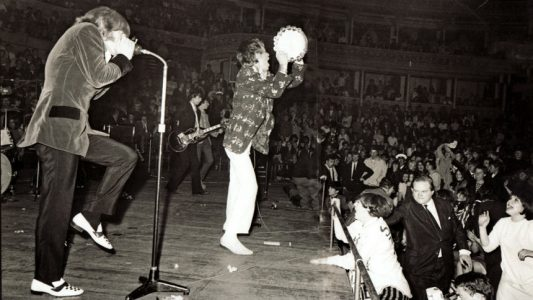Rolling Stones no Royal Albert Hall